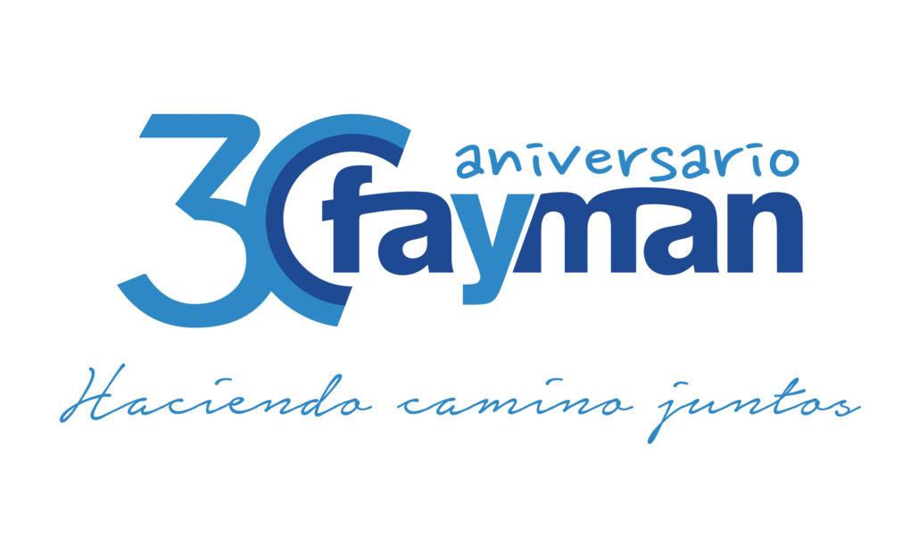 Fayman cumple 30 años
